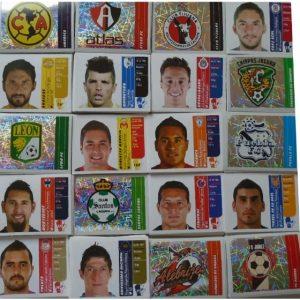 Estampas sueltas Liga MX Apertura 2015