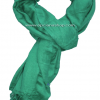 Pashmina verde bandera