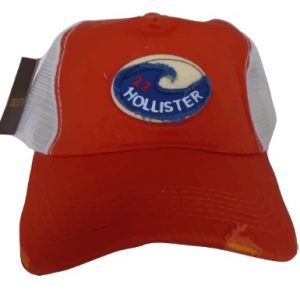 Gorra de red Hollister