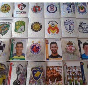 Estampas sueltas Liga MX Apertura 2014