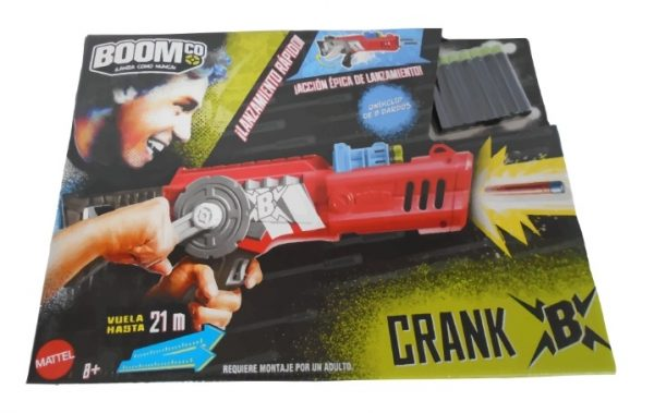 Crank B