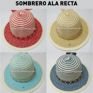 Sombrero de dama casual