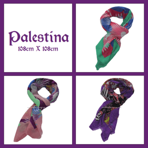 Palestina para dama