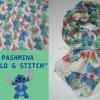 Pashmina lilo & stitch