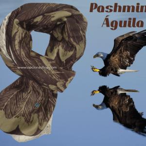 pashmina de Águila