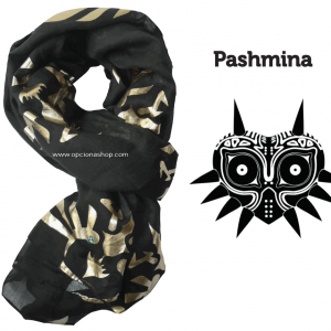 Pashmina Máscara de majora