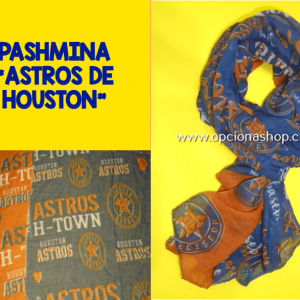Pashmina Astros de Houston