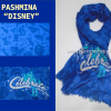 Pashmina Disney personajes