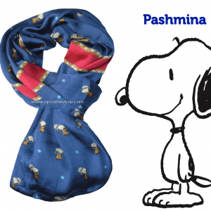 Pashmina Snoopy