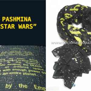 Pashmina Episodio 4 Star wars