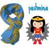 Pashmina Wonder Woman