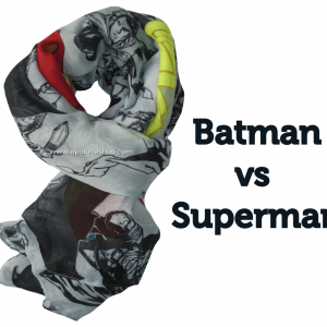 Pashmina Batman vs Superman