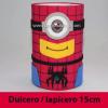 Dulcero personalizado Spiderman