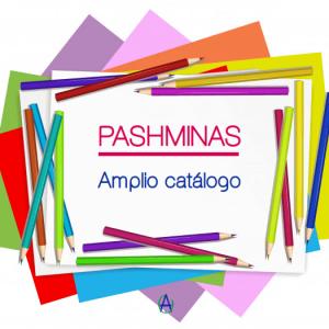 Pashminas a elegir