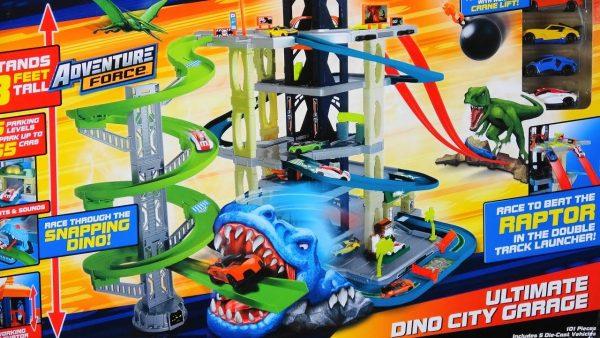 Garage mega Dino