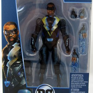Black Lightning Multiverse