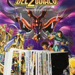 Colección Caballeros del Zodiaco
