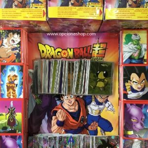Estampas sueltas Dragon ball super