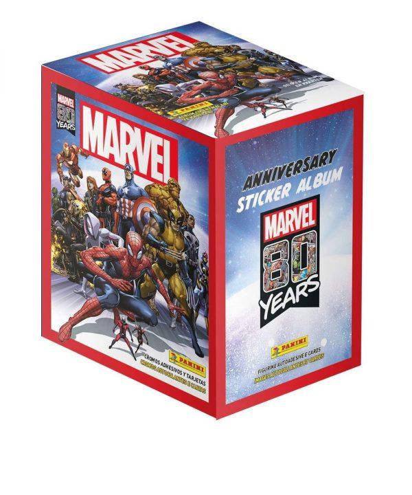 Marvel 80 años