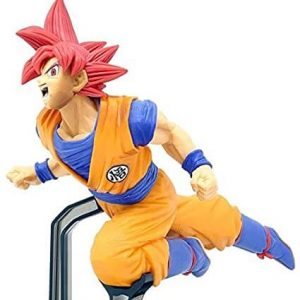 Figura Son Goku God Rose