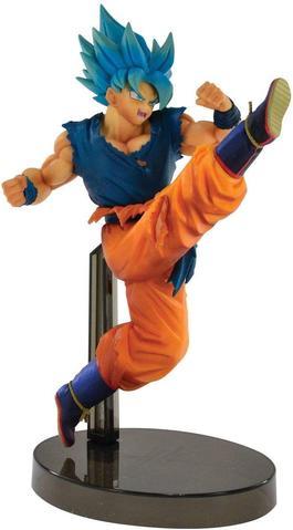 Son Goku patada