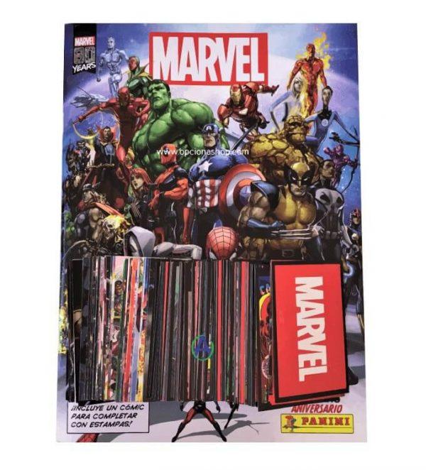 Colección Marvel 80 aniversario