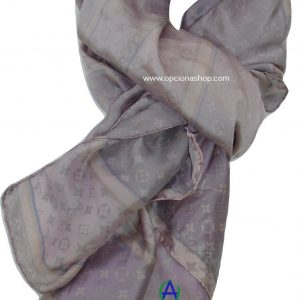 Pashmina Louis Vuitton lila