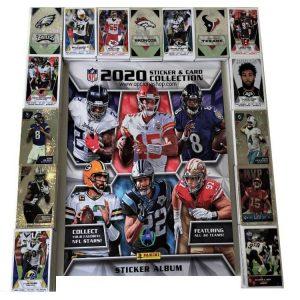 Estampas sueltas NFL 2020