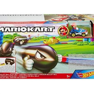 Mario Kart Bill Bala