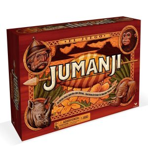 Jumanji Juego de mesa