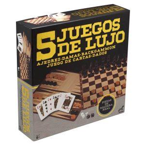 5 juegos de lujo