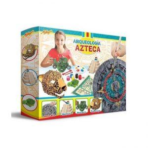 Arqueología Azteca