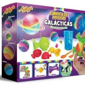Fábrica de pelotas galácticas