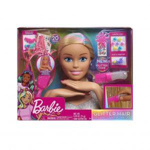 Barbie cabeza de peinado