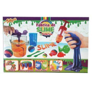 Fábrica de Slime y Pelota