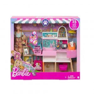 Barbie tienda de mascota