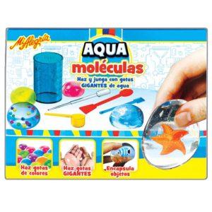 Aqua moléculas
