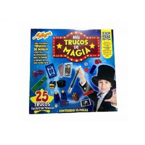 Mis trucos de magia