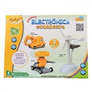 Peque electrónica ecológica